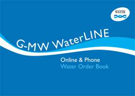 Waterline Order Book Cover