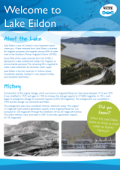 Lake Eildon Fact Sheet thumbnail