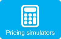 Pricing simulators