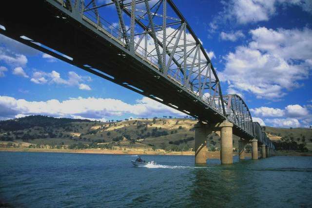 Bethanga Bridge Lake Hume